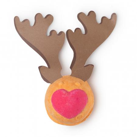 Rudolph – bombe de bain