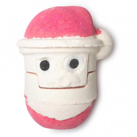 Nez de Rudolph – bombe de douche