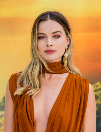 Moody herstlook zoals Margot Robbie