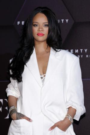 Felle lippen zoals Rihanna