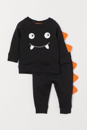 Sweater + broek