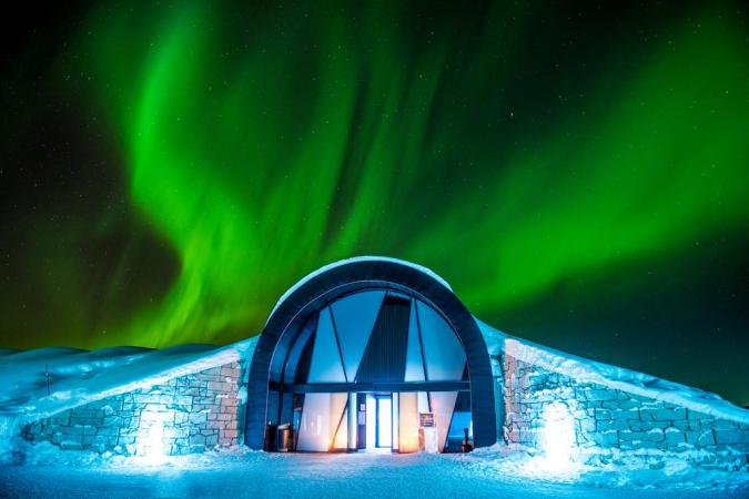 Icehotel (Zweden)