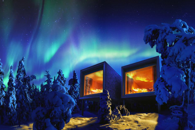 The Arctic Treehouse Hotel (Finland)