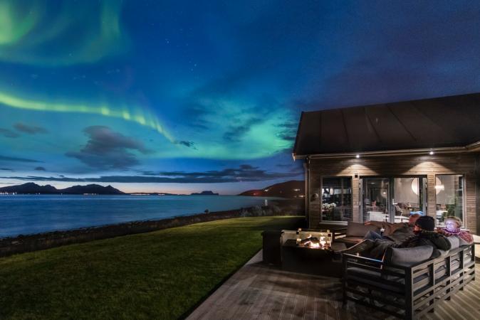 Lyngen Experience Lodge (Noorwegen)