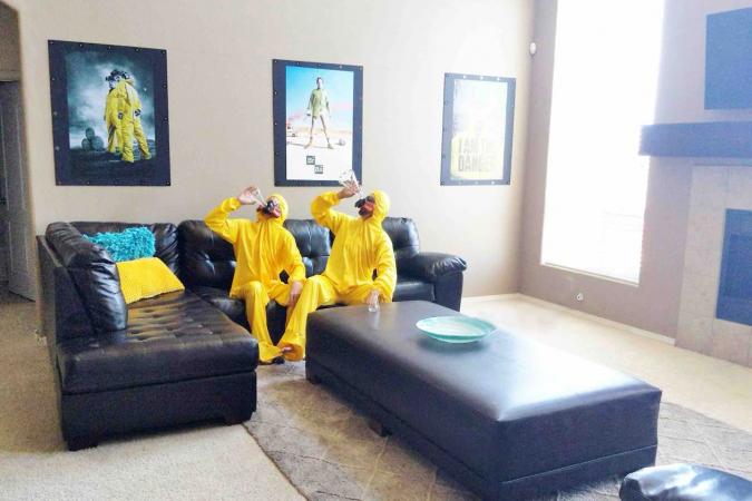 'Breaking Bad-appartement