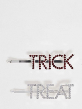 'Trick or Treat'-haarspelden