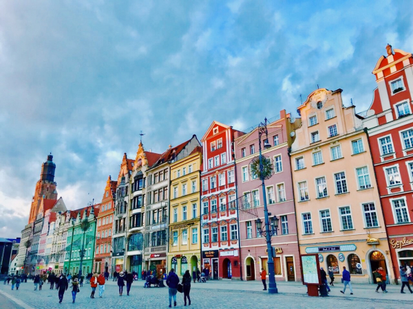 Wroclaw – Pologne