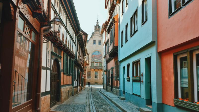 Quedlinburg – Allemagne