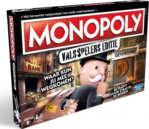 Monopoly Valsspelers Editie