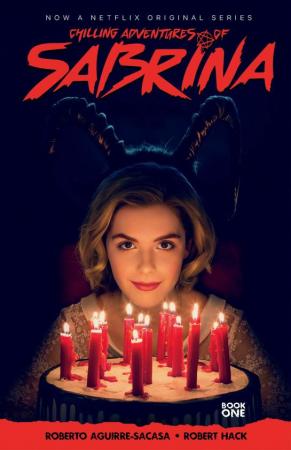 'Chilling Adventures of Sabrina' van Roberto Aguirre-Sacasa (Engelstalig)