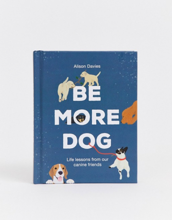 Boek 'Be more dog'