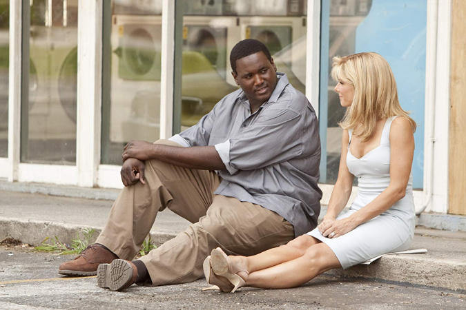 9. The Blind Side