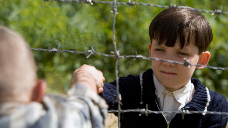 10. The Boy in the Striped Pajamas