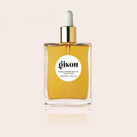 Honey Infused Hair Oil van Gisou