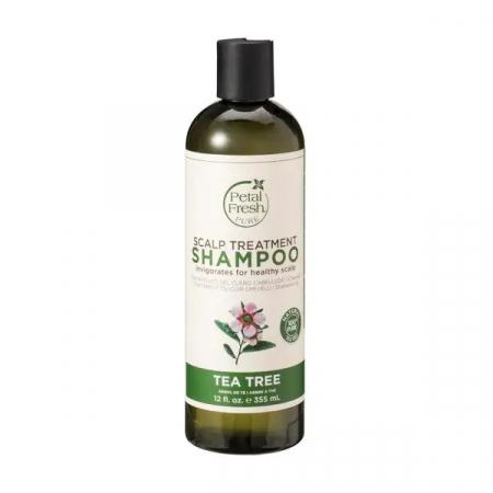 Petal Fresh Pure Tea Tree Shampoing