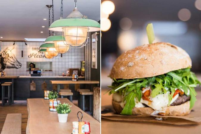 Jack Premium Burgers in Antwerpen, Gent en Kortrijk