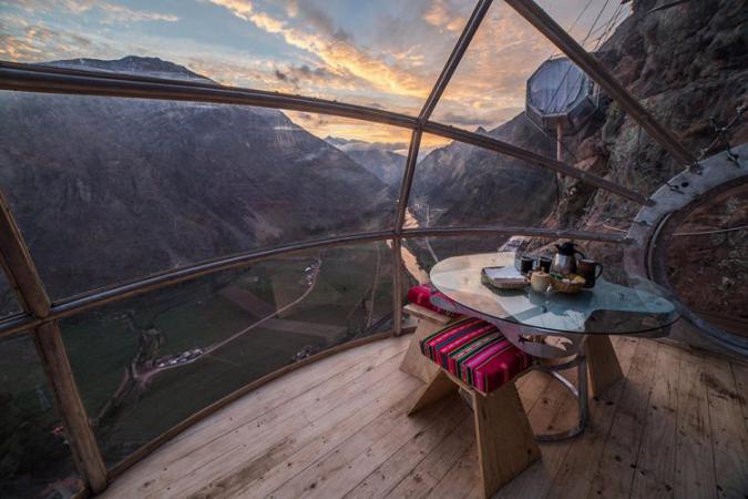 Skylodge Adventure Suites (Peru)