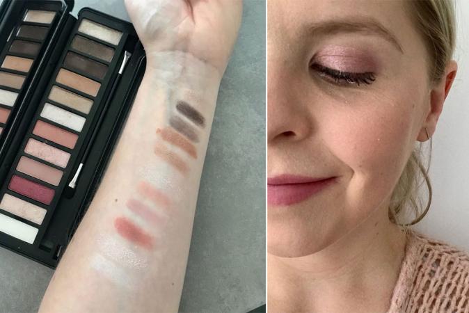 12 Eyeshadow Palette van April Paris: 6,5/10