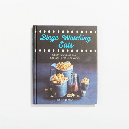 Kookboek 'Binge-watching eats'