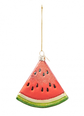 Stukje watermeloen