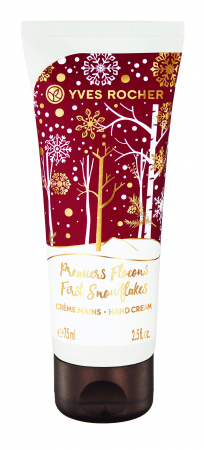 First Snowflakes Hand Cream