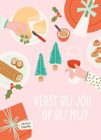 Kerst bij jou, of bij mij?