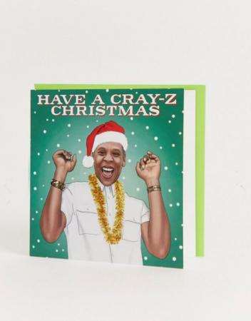Cray-Z Christmas