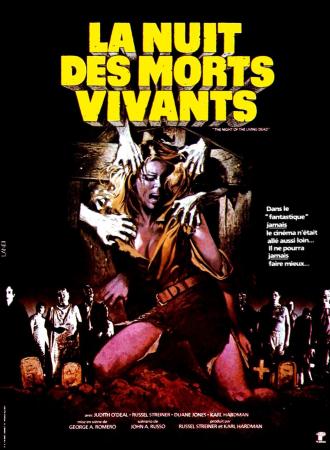 La Nuit des morts-vivants – 1968