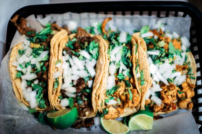 6. Les tacos