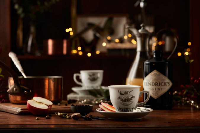 Hendrick's Hot Spiced Apple