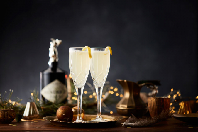 Hendrick's French 75