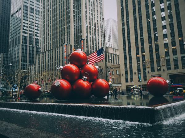 New York, aux États-Unis
