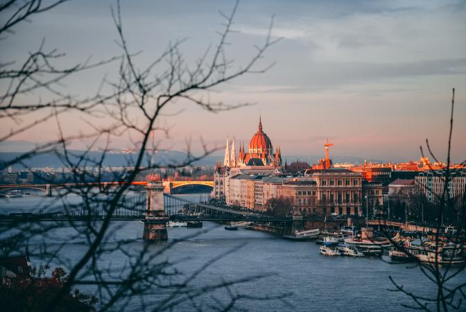 Budapest, en Hongrie