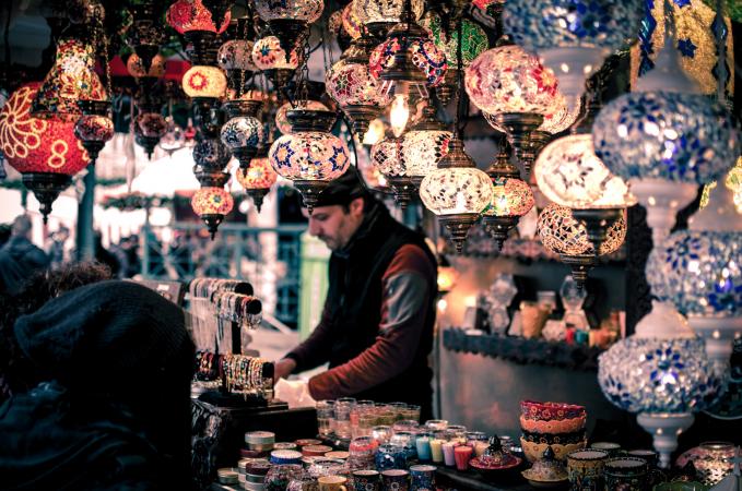 Istanbul, en Turquie
