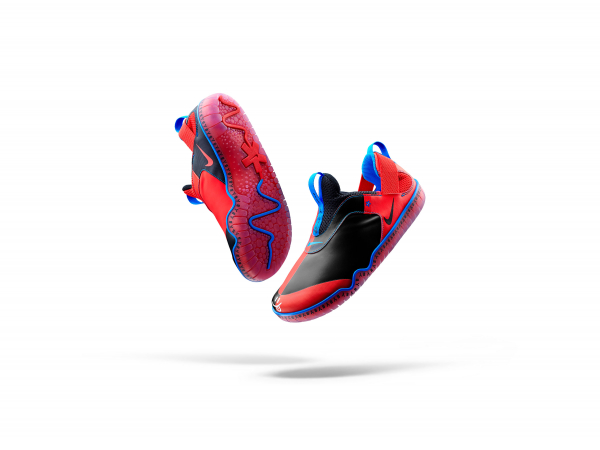 'A shoe for everyday heroes'