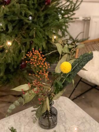 Des légumes dans vos bouquets