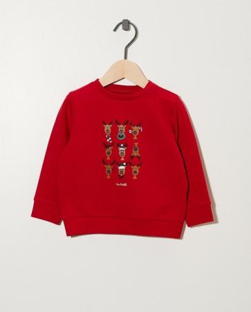 Team Rudolph-sweater