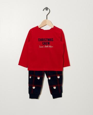 Christmas Crew-pyjama