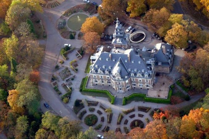 Château de Namur à Namur