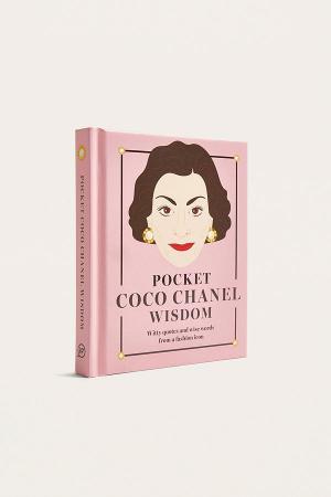 Boek met de beste quotes van Coco Chanel