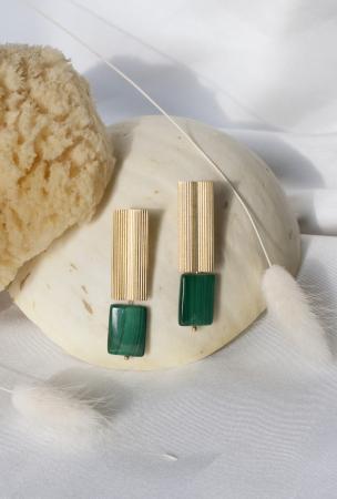 Unieke, handgemaakte oorbellen