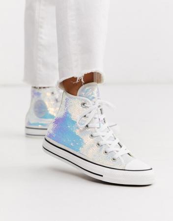 Oogverblindende sneakers