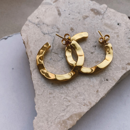Boucles d'oreilles Marty by <em>AROZ Jewelry</em>