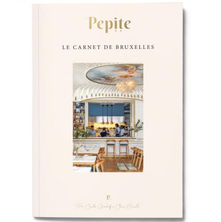 Le carnet de Bruxelles by <em>Pépite</em>