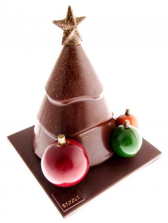 Création en chocolat by <em>Benoit Nihant</em>