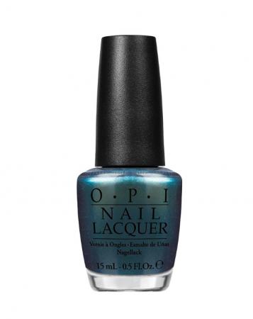 Trendy appelblauwzeegroen met shimmer: This color's making waves
