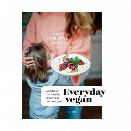 Kookboek 'Everyday Vegan' van Ellen Charlotte Marie