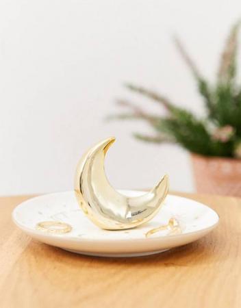 Schaaltje voor juwelen 'Stay wild, moon child'
