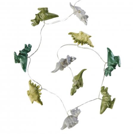 Lichtslinger met dinosaurussen