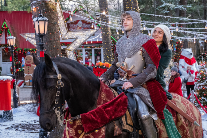 3. The Knight Before Christmas
